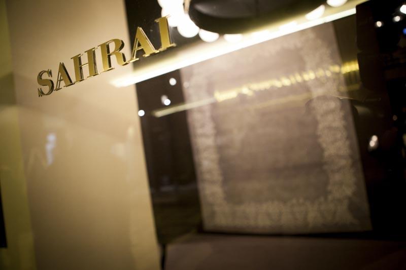 Luxury Sahrai in Milan