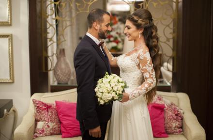 Lively Lebanese Wedding In Dubai