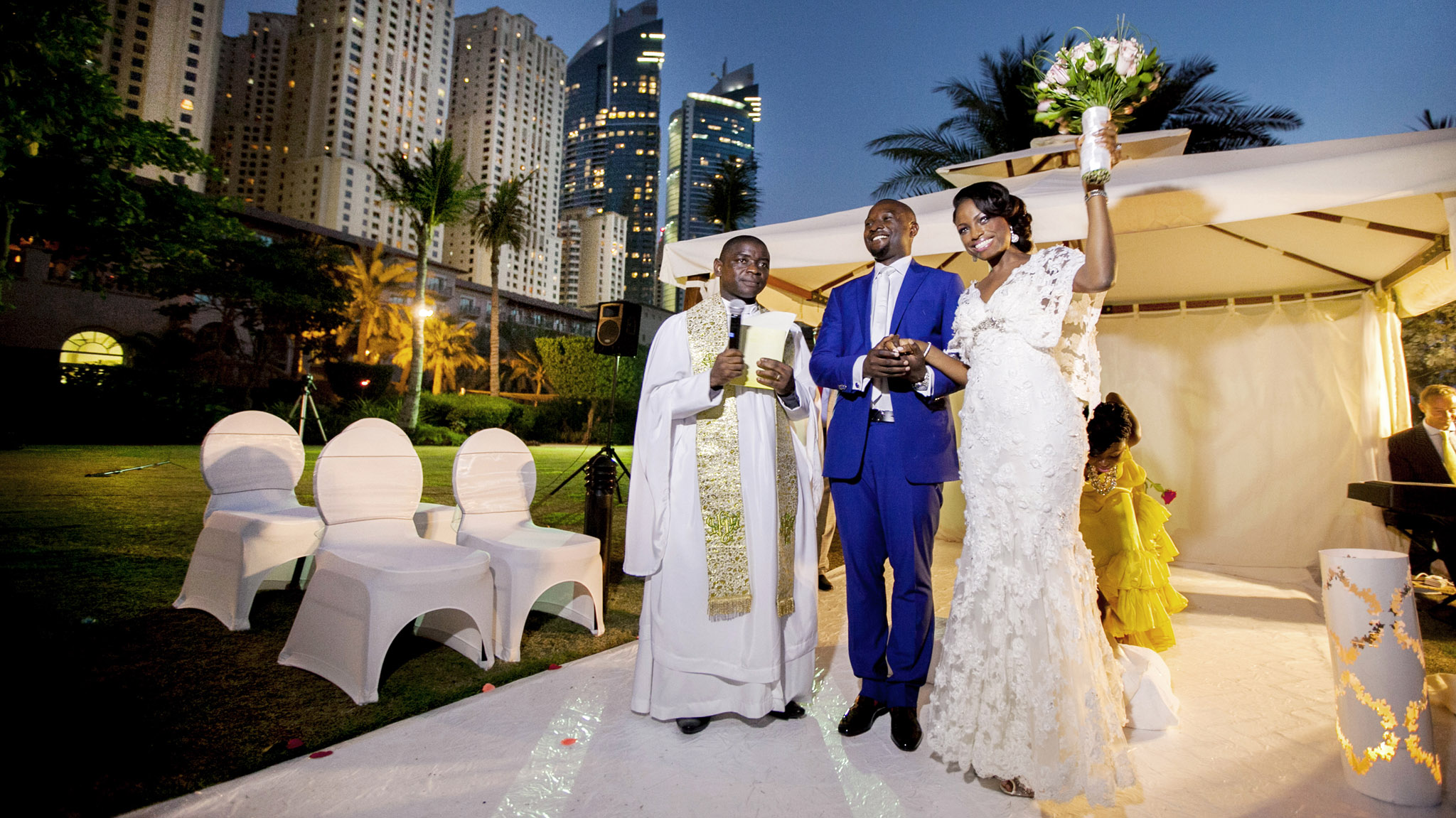 Wedding Carlton Hotel Dubai