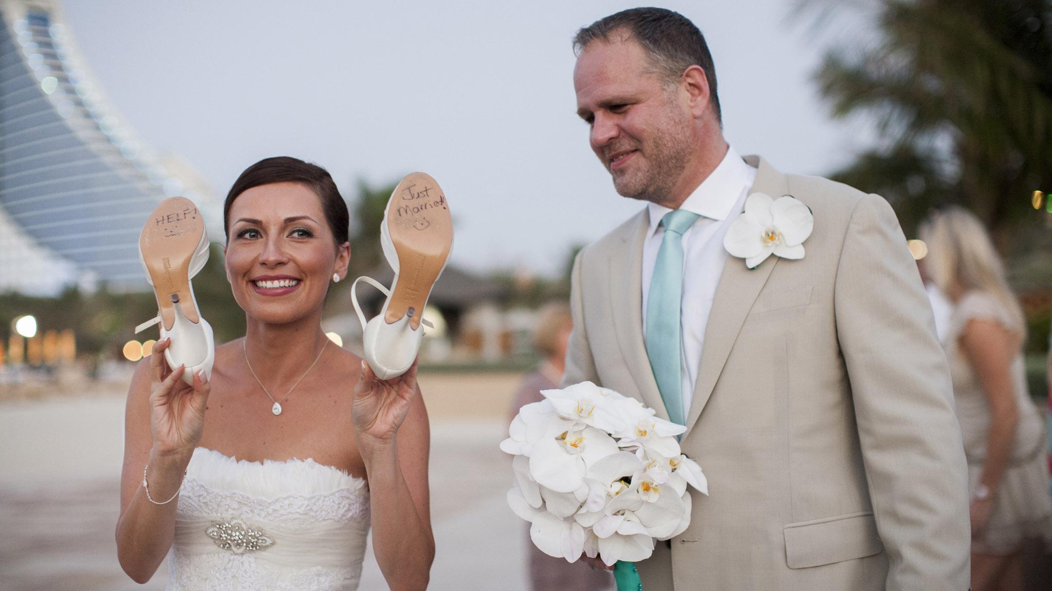 Destination Wedding In Dubai Kristina Amp John