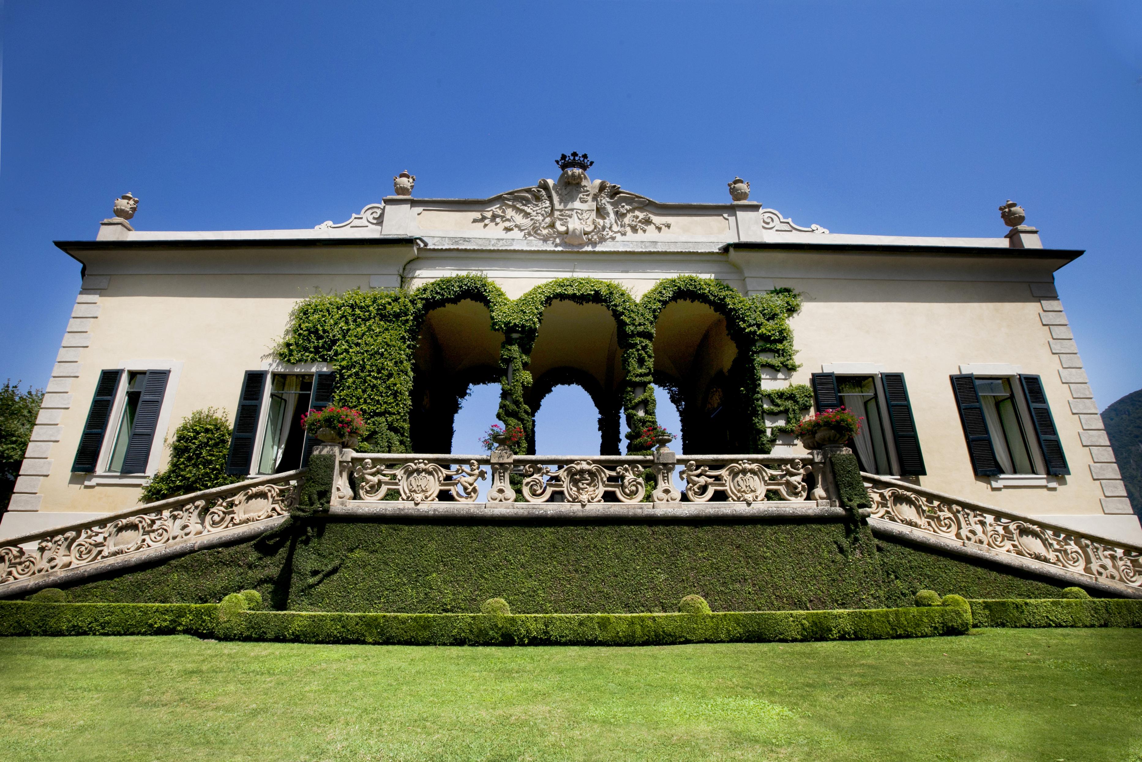 Villa Del Balbianello  Maggio