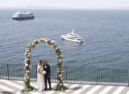 matrimonio costiera amalfitana