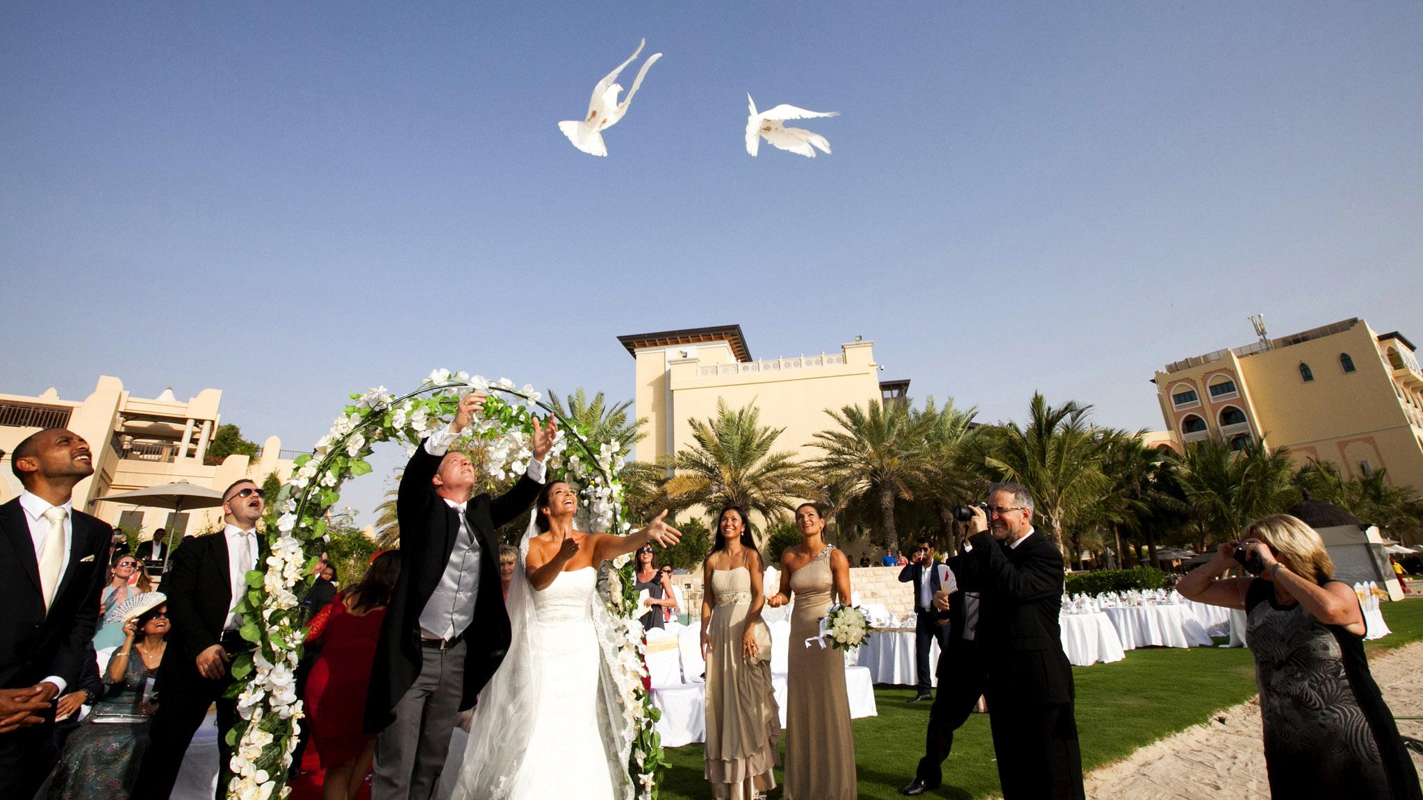 Destination Wedding Abu Dhabi