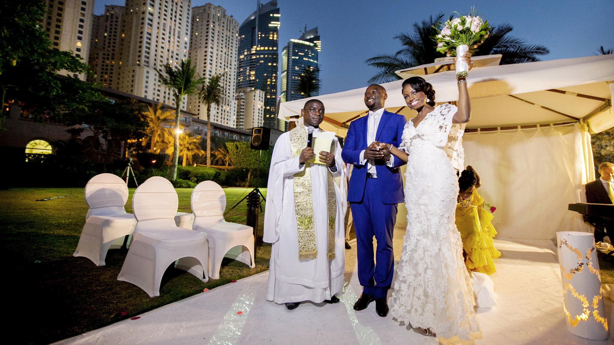 Wedding Carlton Hotel Dubai
