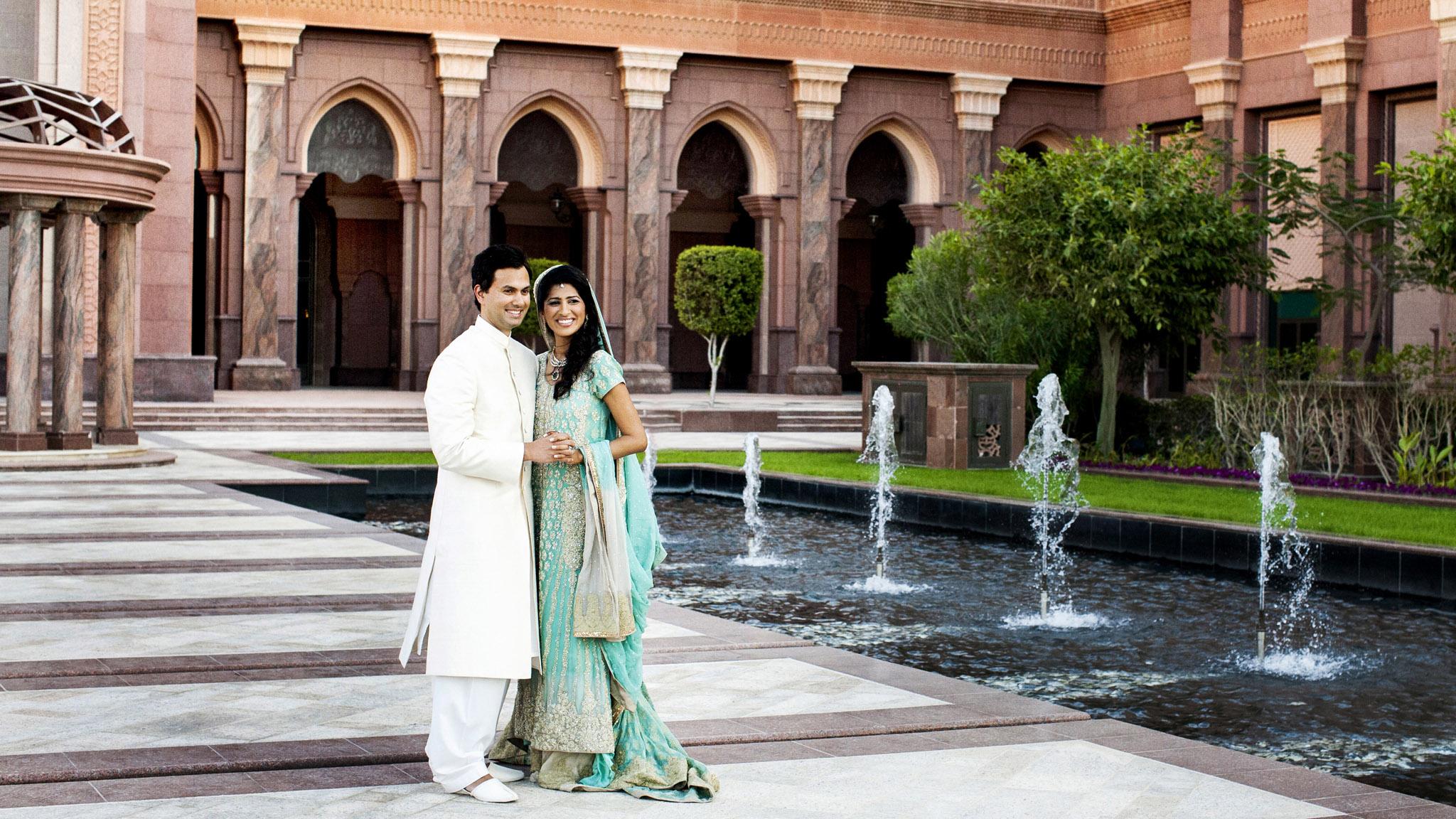 Indian Wedding Abu Dhabi Destination Wedding