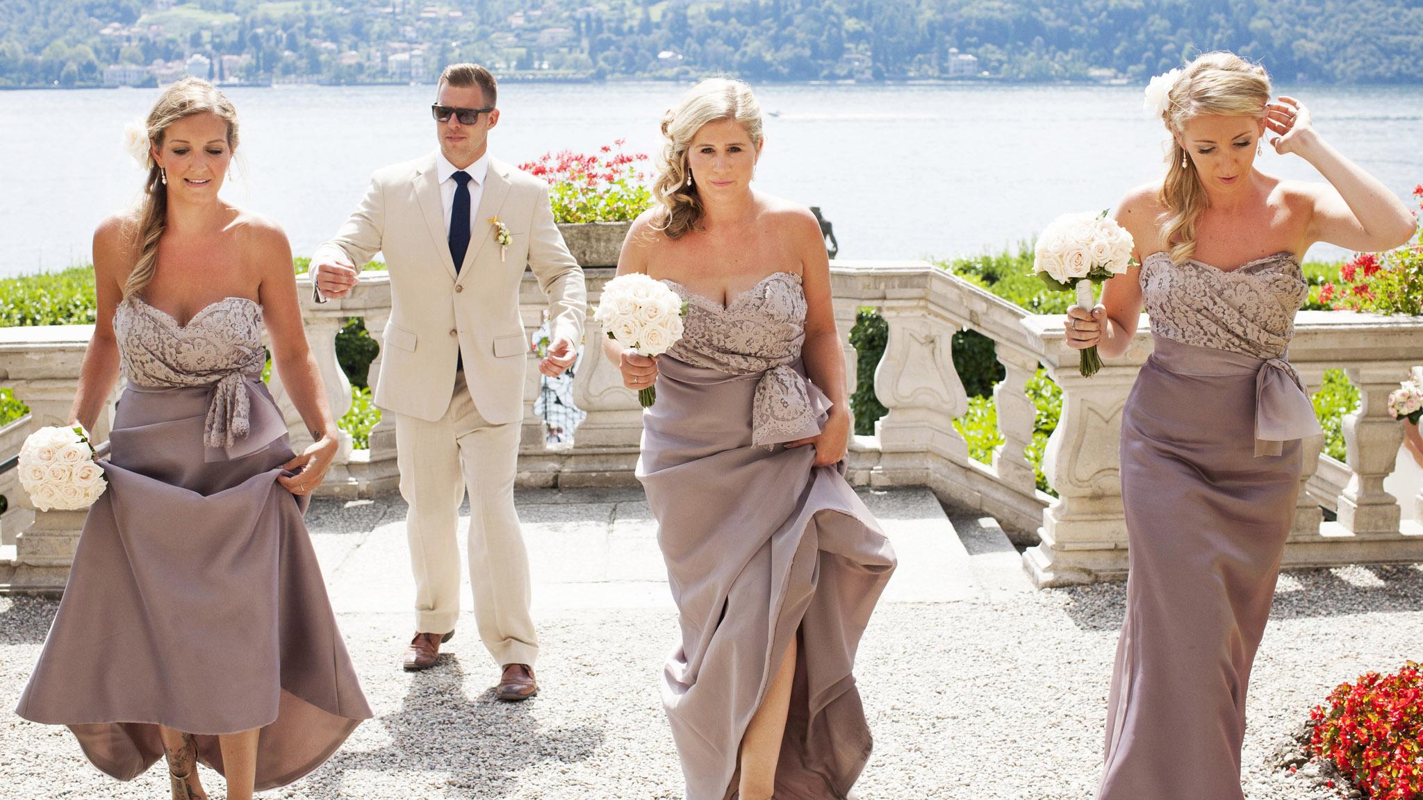 Matrimonio Lago Como